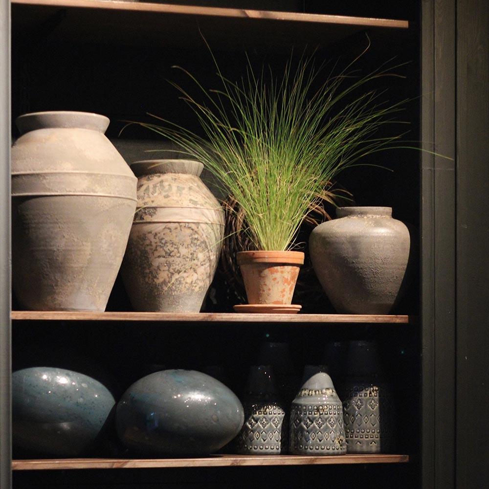 butik botanik – inredning