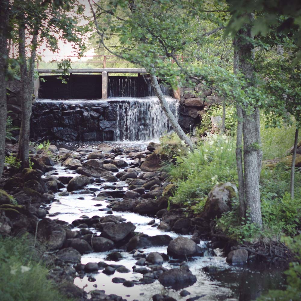 butik botanik – vattenfallet i mjölarp